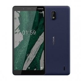 Nokia 1 Plus- Dual Sim- Android 9.0 Pie- 8gb Rom- 1gb Ram- 4g- Blue