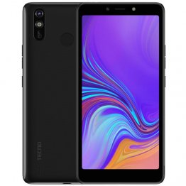 Tecno Pop 2 Plus-5.99 Inch,(16GB/1GB), AI 8MP Front Camera With Front Flash,5MP Rear Camera With Flash,Android 8.1,5000 MaH