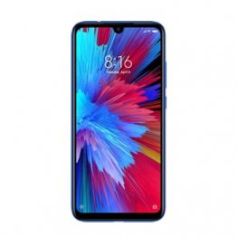 XIAOMI Mi Note 7  (6.3'' full HD Dot Drop display ) , Andriod 9.0, 4GB/64GB,main Camera:48MP+5MP,Selfie:12MP,4000mAh, 4G network , color : Blue