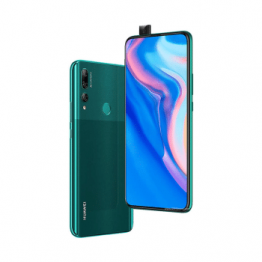 Huawei Y9 Prime 2019 6.59-Inch (4GB, 128GB ROM) Android 9, 16MP Pop-up Selfie Camera, 4000 MAh 4G Smartphone -