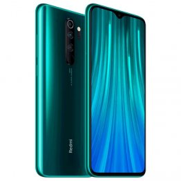 XIAOMI Redmi Note 8 PRO  6.53 Inch 4G Network (6GB  RAM + 128GB ROM )   MIUI 10, Snapdragon 665 MIUI 10, 5 Cameras, Battery 4500 mAh ,64MP ultra high-resolution camera Dual SIM - color : Aurora Green